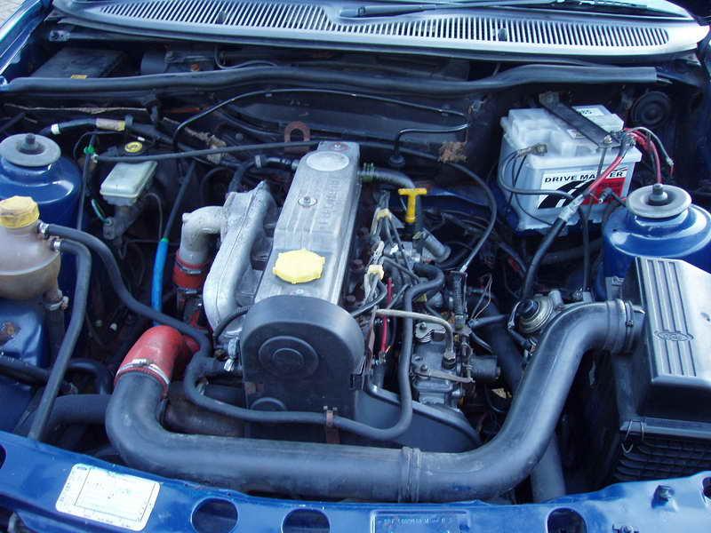 Sierra Engine Photos